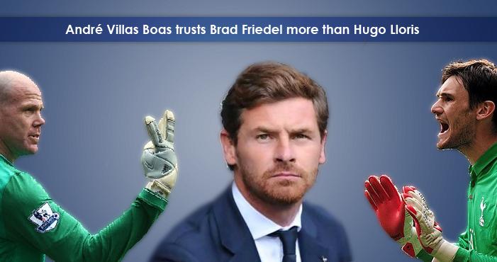 AVB trusts Brad more than Hugo